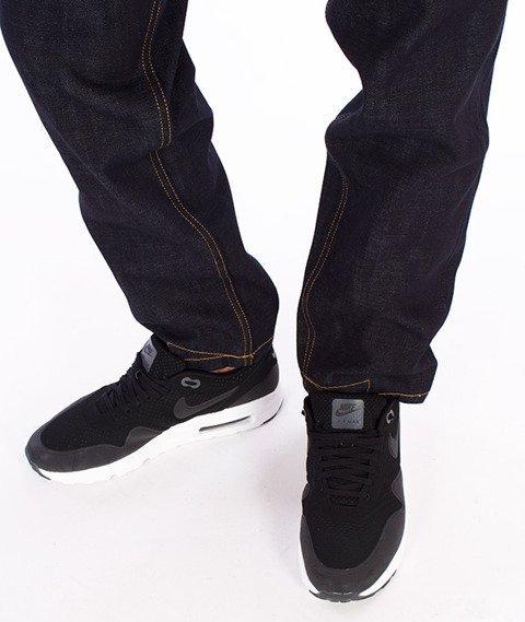 Intruz-Denim Spodnie Jeansowe Dark Blue