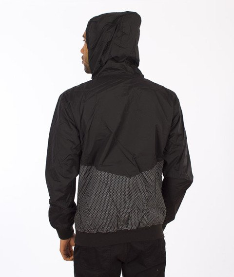 Iriedaily-Auf Tech Jacket Black
