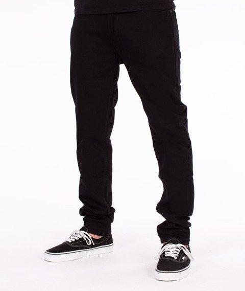 Iriedaily-ID36 Slim Pant Spodnie Jeans Black