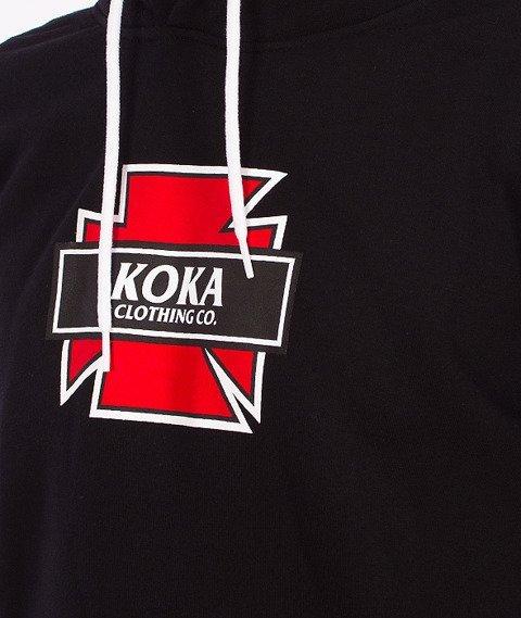 Koka-Indy Kaptur Czarny