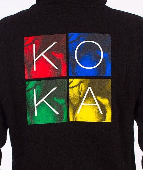 Koka-Kids Kaptur Czarny
