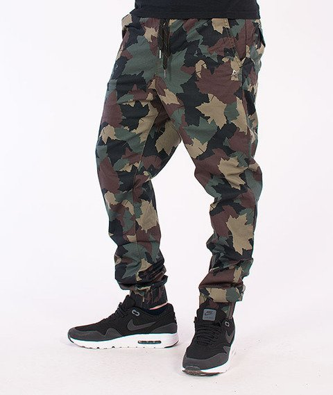 LRG-Gamechanger Jogger Pant Maple Camo