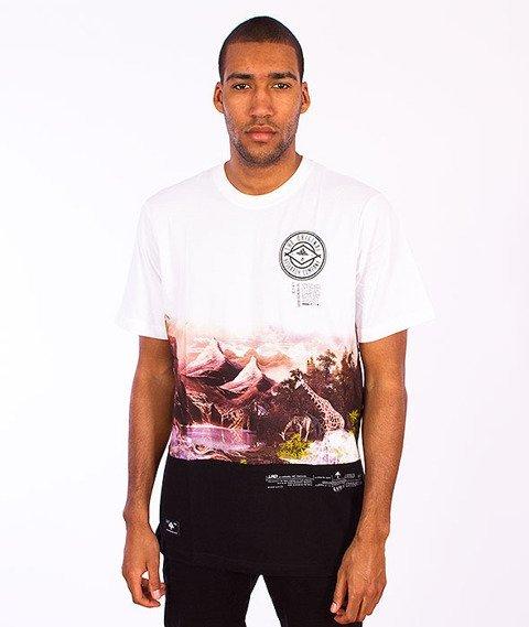 LRG- Sierra High T-Shirt  Biała