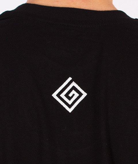Labirynt-Skull T-shirt Czarny