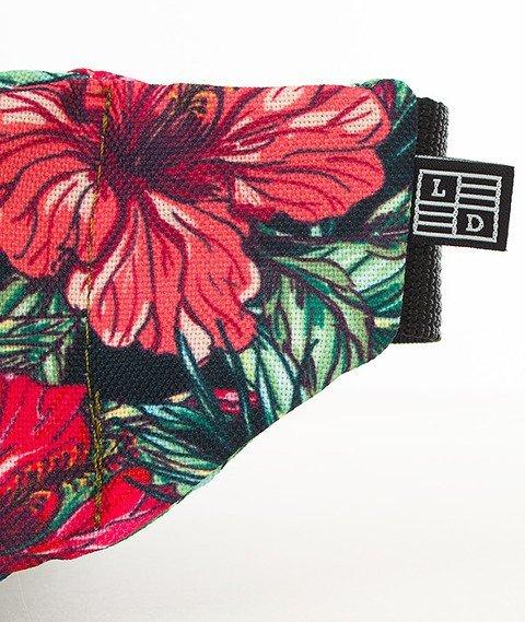 Lucky Dice-Emblem Flowers Saszetka Multikolor