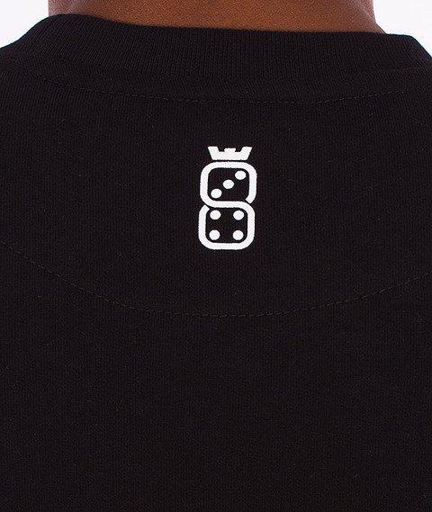 Lucky Dice-New Order Bluza Czarna/Szara