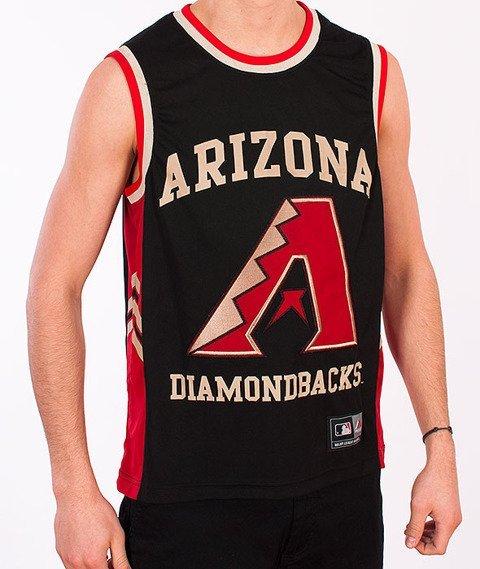 Majestic-Arizona Diamondbacks Tank-Top Black