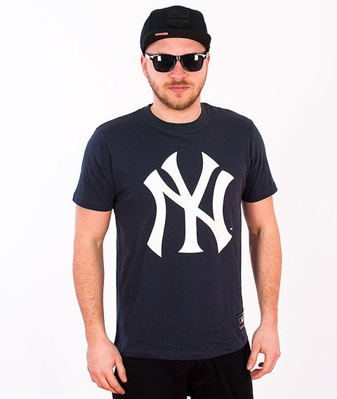 Majestic-New York Yankees T-shirt Navy