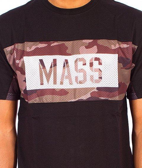 Mass-Battle T-shirt Czarny