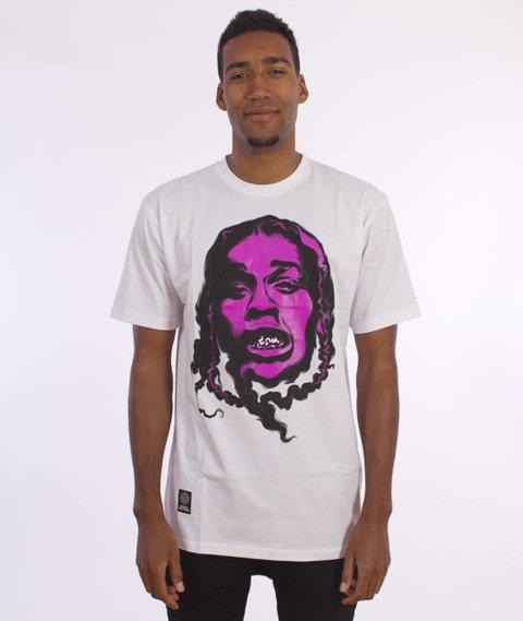 Mass-Harlem Legend T-Shirt Biały