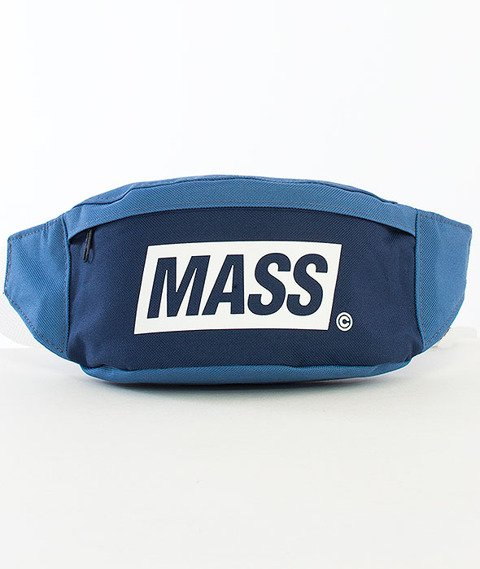 Mass-Horizon Hip Case Niebieski/Granatowy