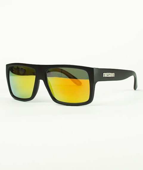 Mass-Icon Sunglass Mate Black