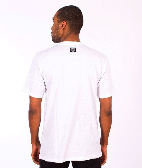 Mass-Outsized T-Shirt Biały