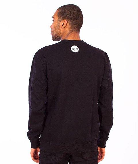 Mass-Signature Bluza Czarna