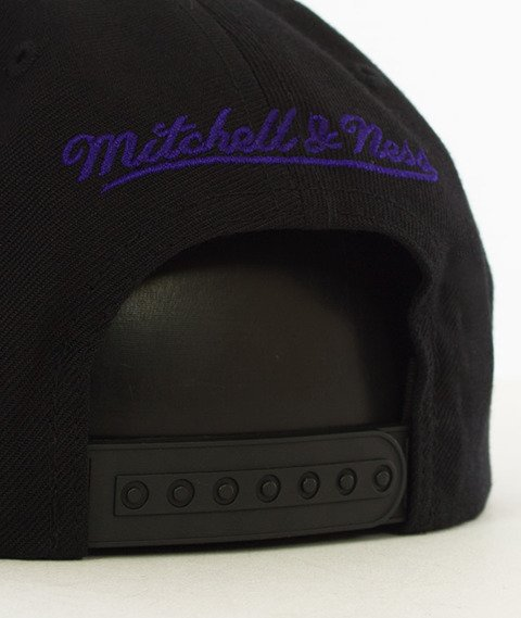Mitchell & Ness-LA Lakers  Snapback NL99Z Black