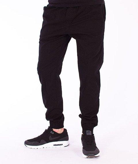 Moro Sport-Jogger Gym Spodnie Czarne