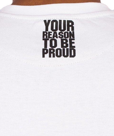 Moro Sport-Plata O Plomo T-Shirt Biały