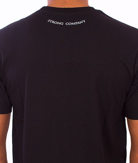 Nervous-Block T-Shirt Black