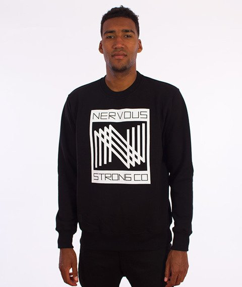 Nervous-Triple N Bluza Czarna
