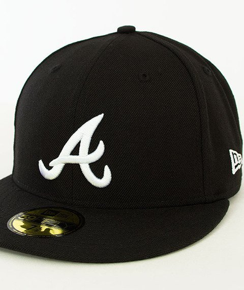New Era-Atlanta Braves Czarna