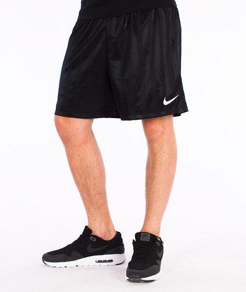 Nike-Academy Jacquard Krótkie Spodnie Czarne [651529-010]