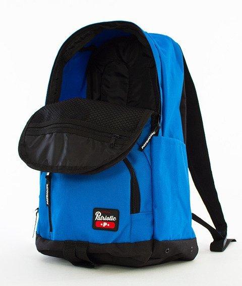 Patriotic-Base Plecak Niebieski