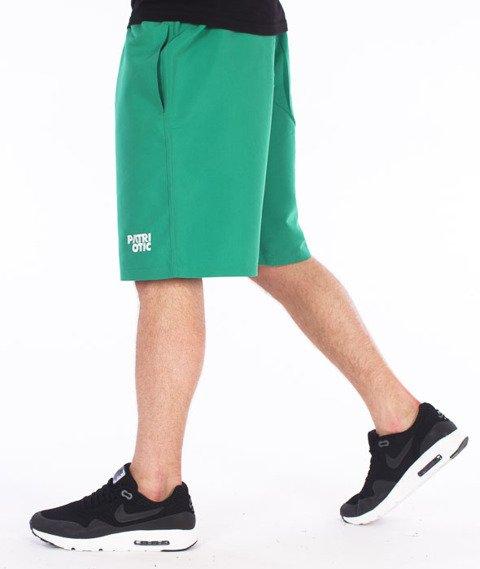 Patriotic-CLS Spodnie Krótkie Zielone