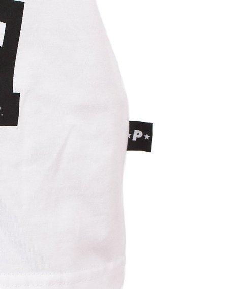 Patriotic-Duma City T-Shirt Biały