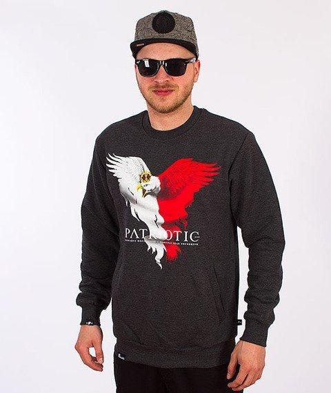Patriotic-Eagle New Bluza Grafitowa