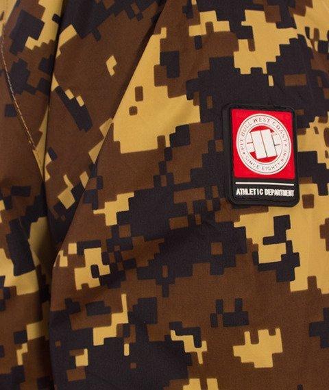 Pit Bull West Coast-Athletic IV Jacket Kurtka Sandcamo