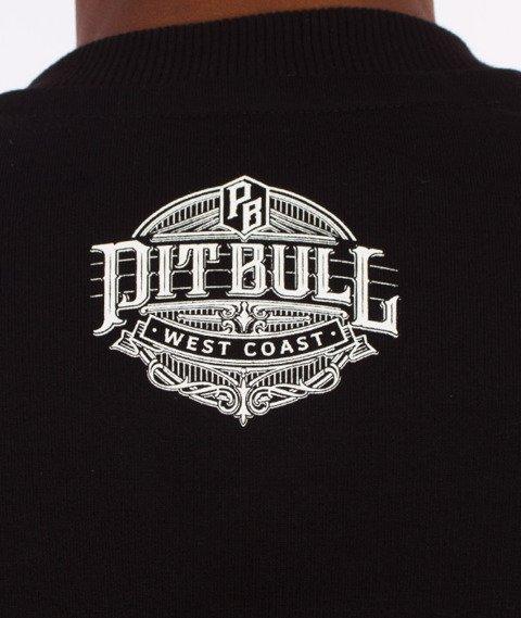 Pit Bull West Coast-Fast Crewneck Bluza Czarna