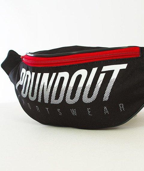 Poundout-Logo Nerka Czarna