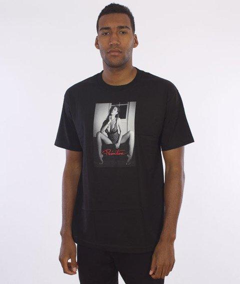 Primitive-Fading T-Shirt Czarny