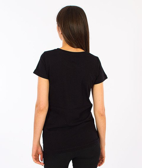 Prosto-KL Fresh T-shirt Damski Black