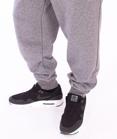 Prosto-P Big P Spodnie Dresowe Medium Heather Gray