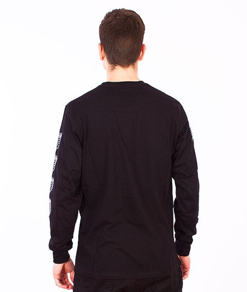 Prosto-Quadruple Longsleeve Black