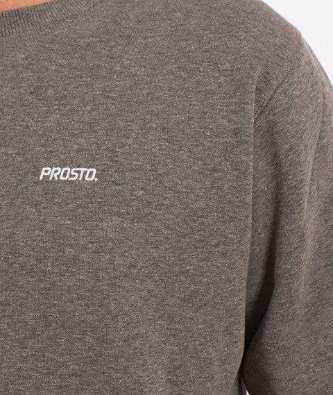 Prosto-Simple Bluza Szara