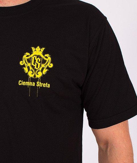 RPK-Każdy Swój Krzyż Niesie T-Shirt Czarny
