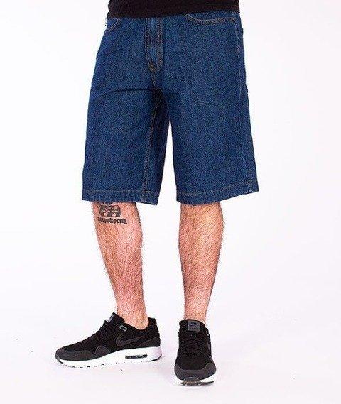 SmokeStory-Classic Krótkie Spodnie Medium Blue