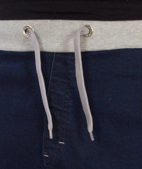 SmokeStory-Jogger Slim Cotton Spodnie Light