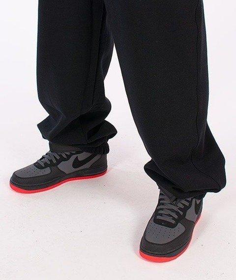 SmokeStory-SSG Baggy Spodnie Dresowe Czarne