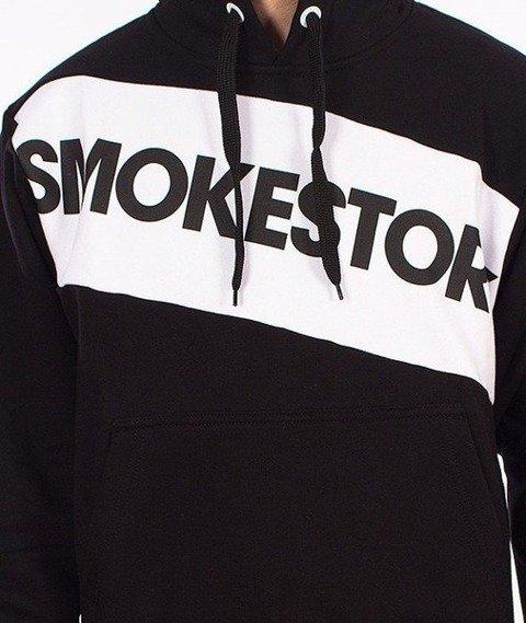 SmokeStory-SSG Belt Bluza Kaptur Czarny
