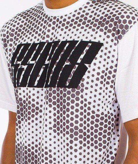 SmokeStory-Snake Moro T-Shirt Biały