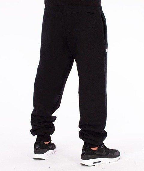 SmokeStory-Tag SSG Regular Spodnie Dresowe Czarne