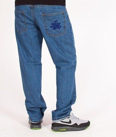 SmokeStory-Tag Slim Jeans Light Blue