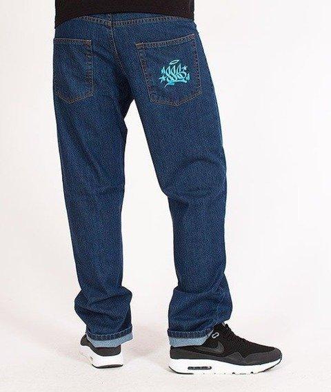 SmokeStory-Tag Slim Jeans Medium Blue