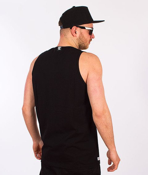 Stoprocent-Klasyk Tank Top Black