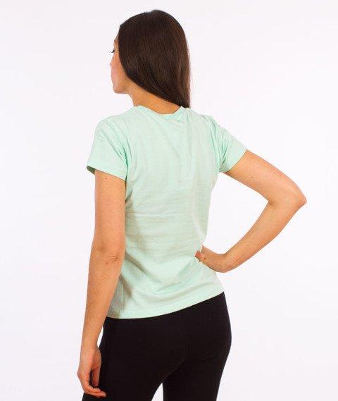 Stoprocent-TDS Tag17 T-Shirt Damski Mint