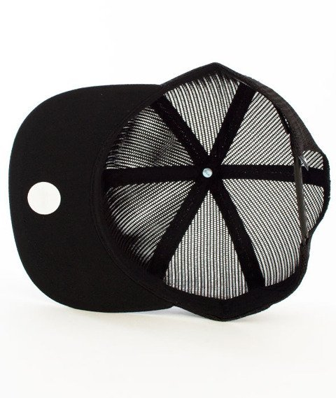 Stussy-International Mesh Snapback Black