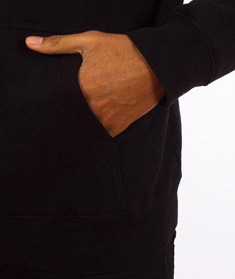 Stussy-New Stock App. Hood Bluza Kaptur Black